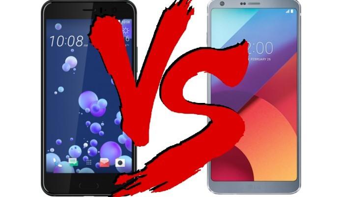 Migliori smartphone – HTC U11 vs LG G6: hardware e dettagli con foto!