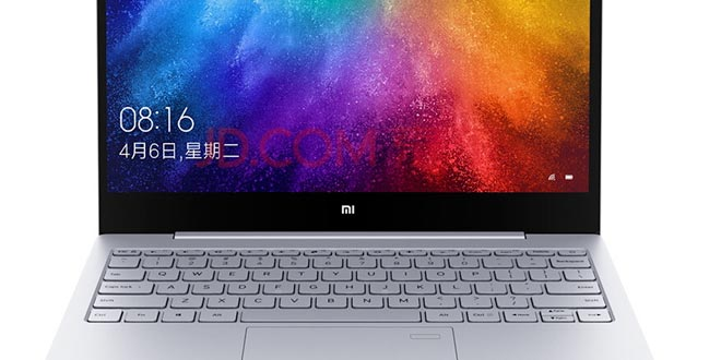 Xiaomi Notebook, ecco la 2° generazione: tra le novità arriva il fingerprint | AGG: ufficiale