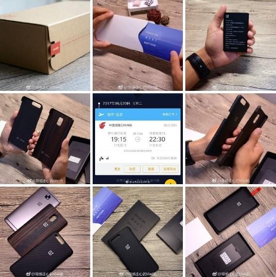 Gli inviti OnePlus 5 iniziano ad arrivare, delle foto ne rivelano il contenuto