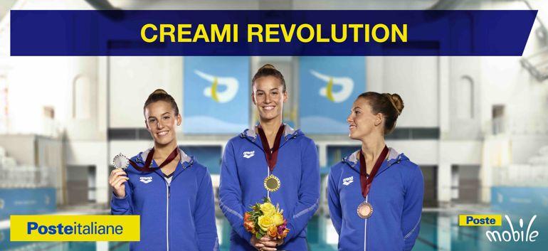 Con #CreamiRevolution #chivinceseisempretu: ancora disponibile la favolosa offerta di PosteMobile