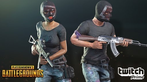 Playerunknown's Battlegrounds aggiunge nuove skin dedicate agli abbonati Twitch Prime