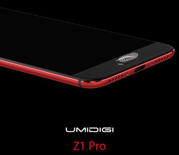 UMIDIGI Z1 e Z1 Pro annunciati ufficialmente il 19 giugno