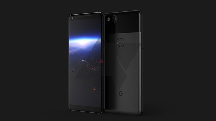 Google Pixel 2 XL è davvero elegante in questo render