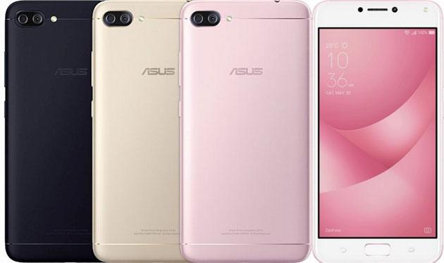Asus Zenfone 4 disponibile sul mercato già da fine agosto