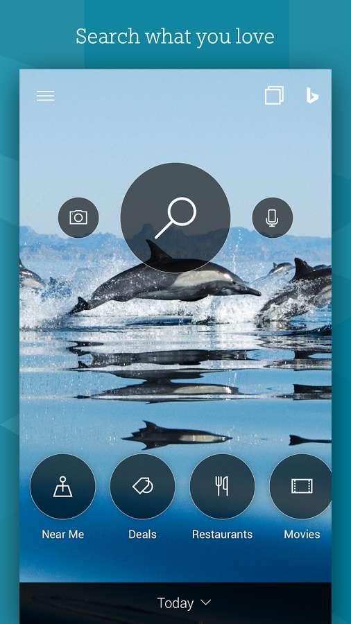 Microsoft rilascia aggiornamento Bing per Android, nuova interfaccia e tanti miglioramenti