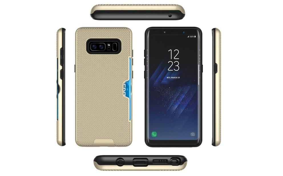 Samsung Galaxy Note 8, design confermato in queste nuove immagini