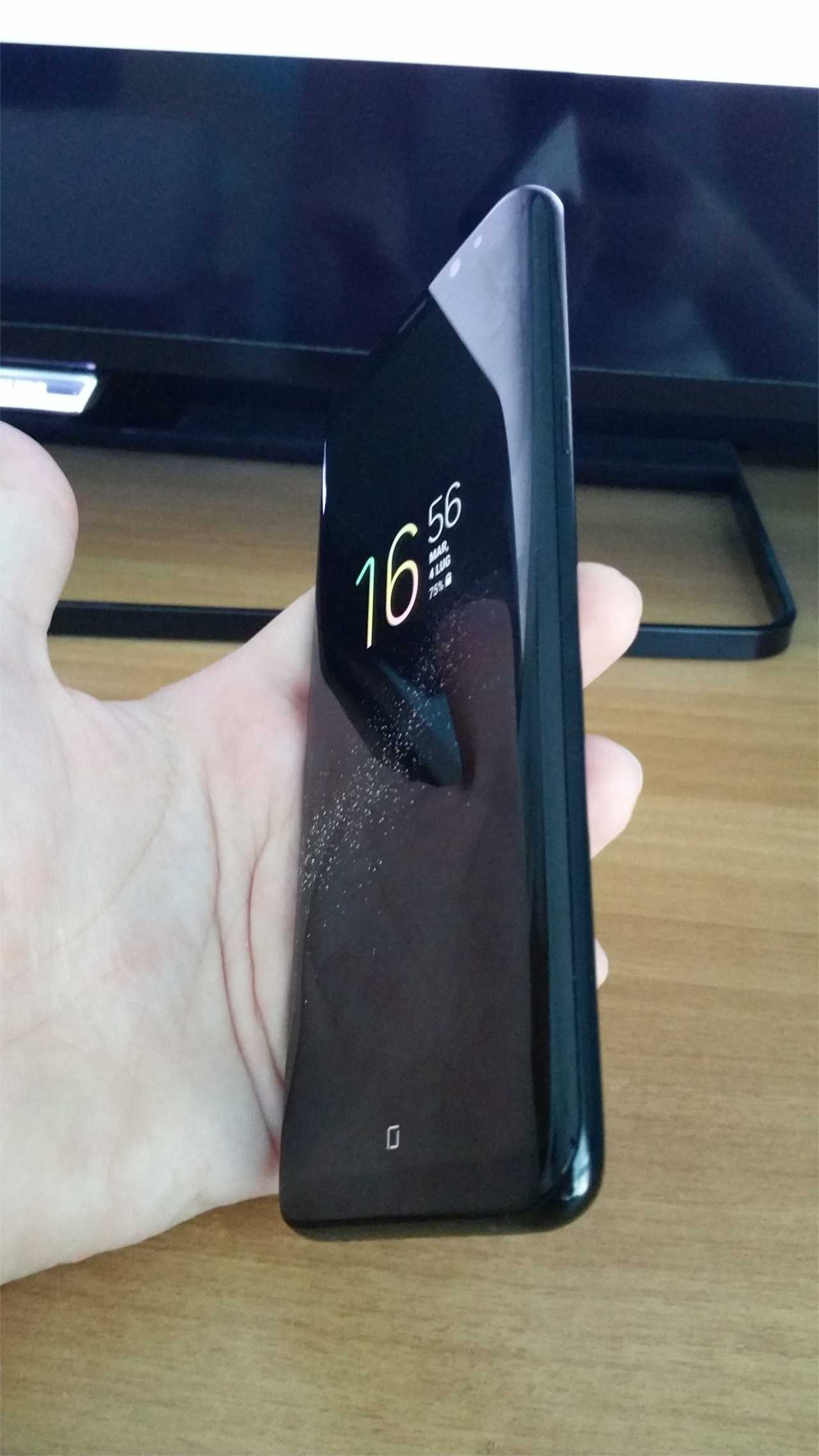 Samsung Galaxy S8, S8 Plus e Note 8 si preparano a ricevere Android Pie