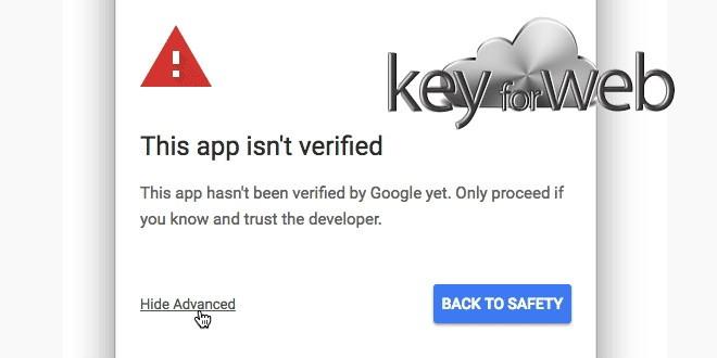 Google lancia un nuovo sistema di sicurezza per le app non verificate