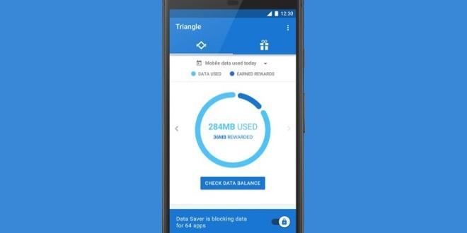 Google lancia un'app per gestire l'uso del traffico dati