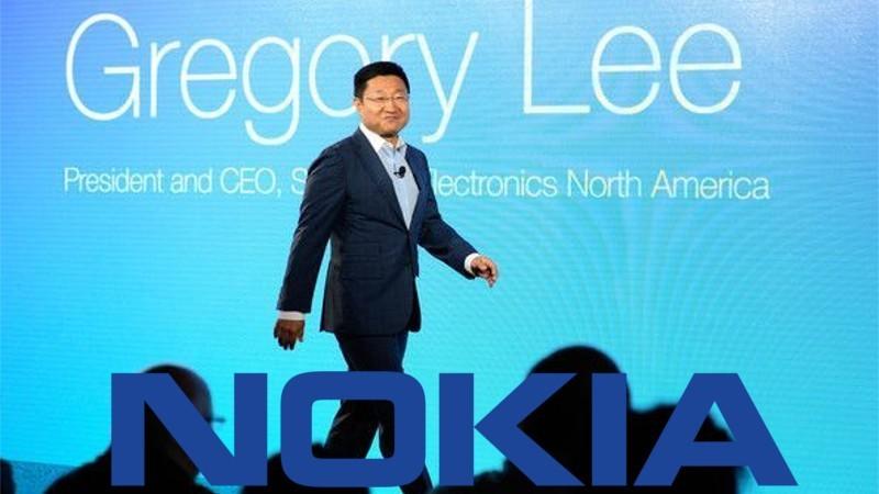 Gregory Lee si sposta da Samsung e diventa nuovo presidente Nokia Siemens Technology