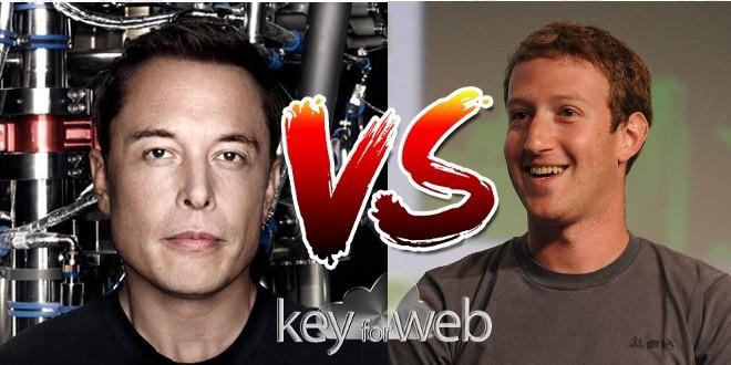 Intelligenza Artificiale, il battibecco tra Elon Musk e Mark Zuckerberg