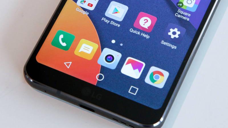 LG G6, Oreo è vicinissimo. E aggiornamenti più veloci per il futuro