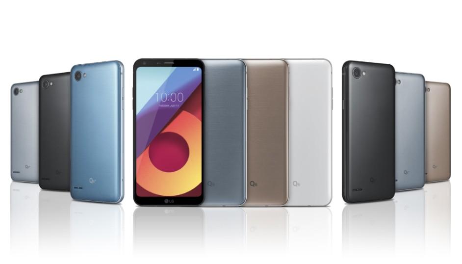 LG Q6 è ufficiale, ecco le tre varianti disponibili