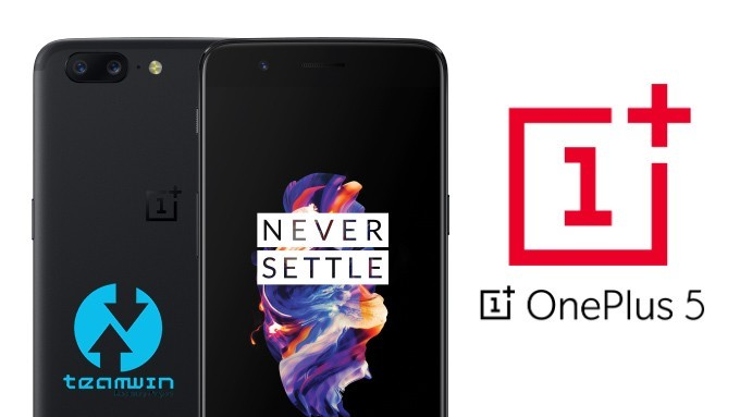 OnePlus 5, supporto ufficiale a MultiRom e Recovery TWRP