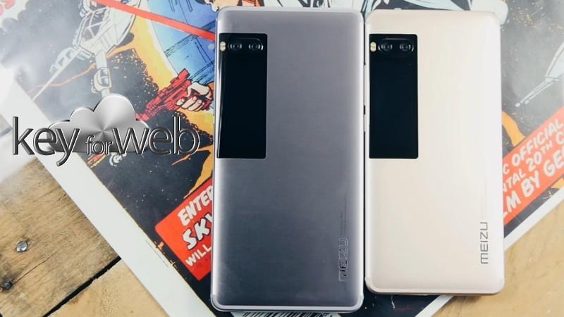 Meizu Pro 7 e Pro 7 Plus: nuovi video mostra i prodotti, i benchmark, la doppia fotocamera ed il Second Display