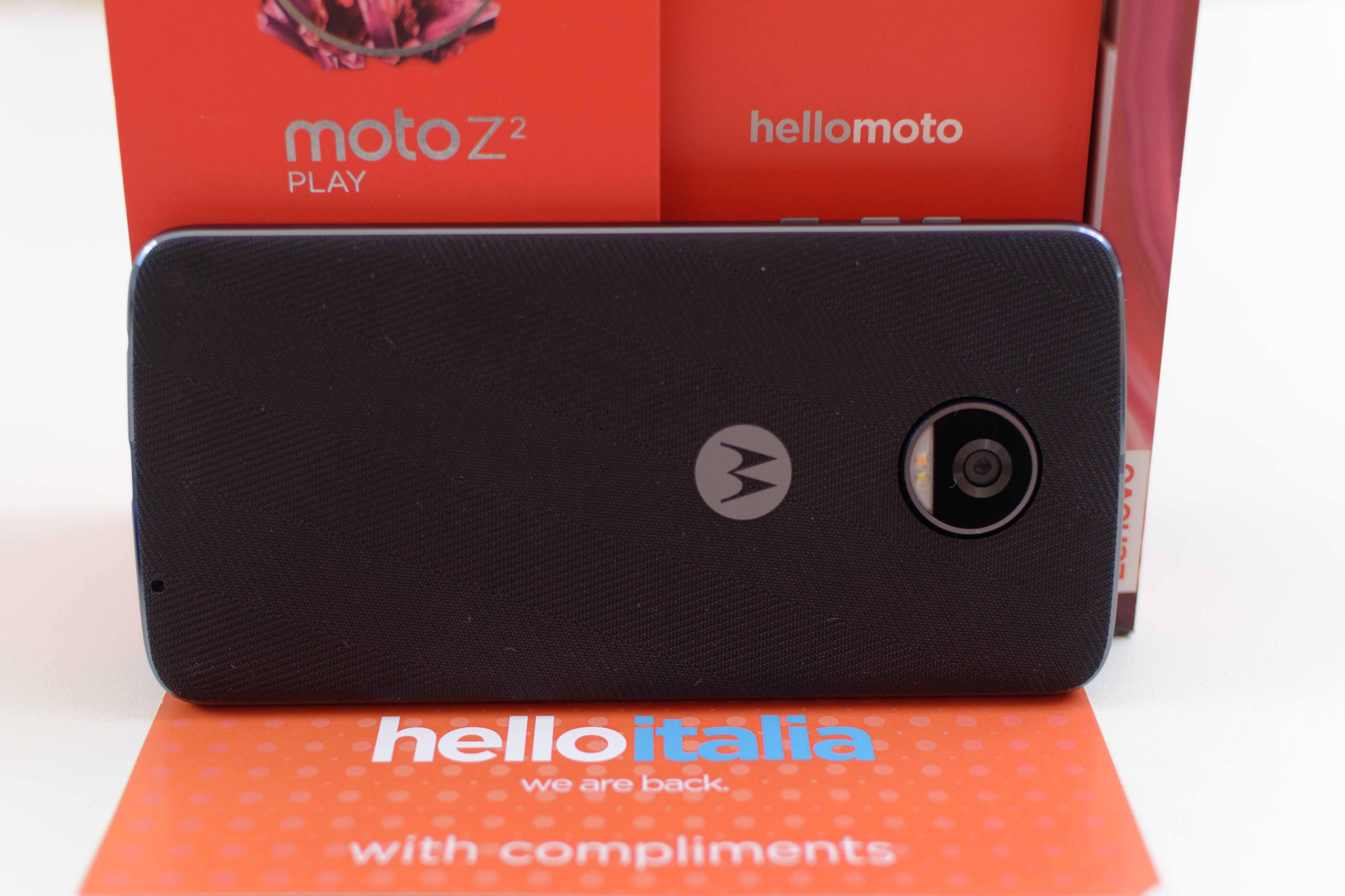 Motorola Moto Z2 Play – Recensione completa