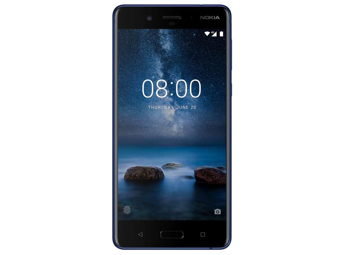 Prime immagini per Nokia 8, smartphone di fascia alta con doppia fotocamera Zeiss