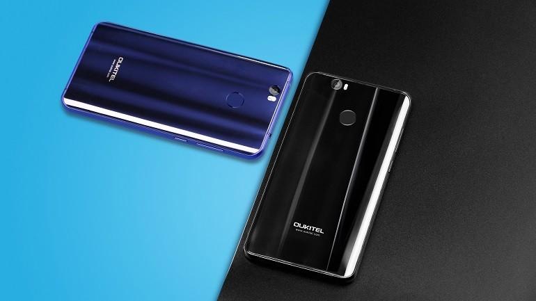 Oukitel U11 Plus: il mix perfetto tra Xiaomi Mi Note 2 e Mix