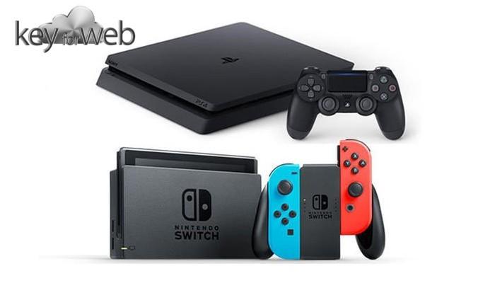 PlayStation 4 e Nintendo Switch la medicina ideale per il mercato console