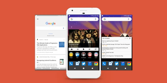 Nova Launcher 5.3 disponibile sul Play Store: Google Now è disponibile