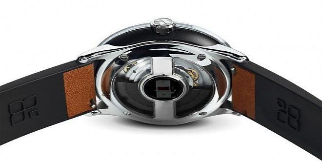 Smartwatch di Sequent: si ricarica con l'energia cinetica