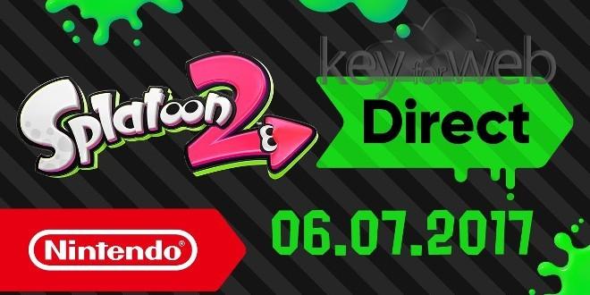 Splatoon 2, tutte le novità annunciate da Nintendo