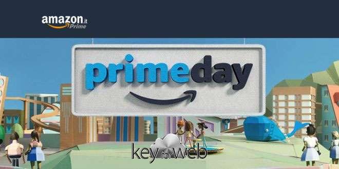 Amazon Prime Day è vicino, partono i pre-ordini