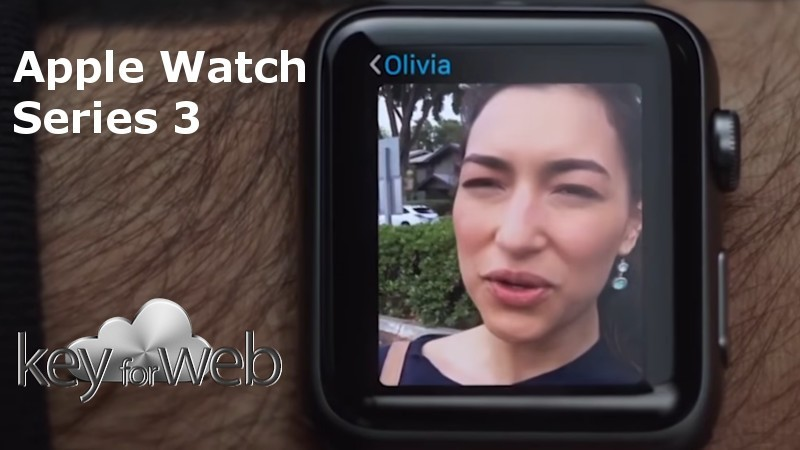 Apple Watch 3 in autunno, supporto SIM e reti LTE