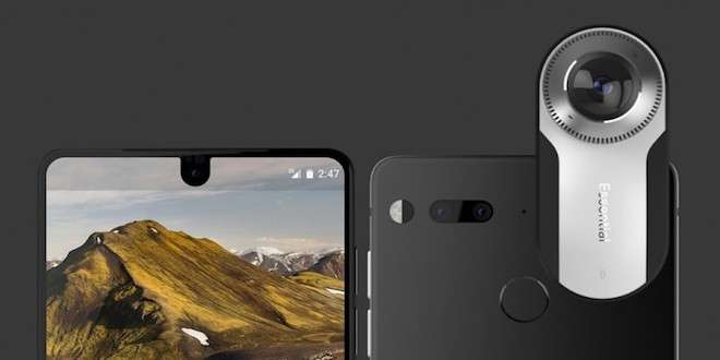 Essential Phone verrà venduto presto su Amazon, a breve la data di uscita