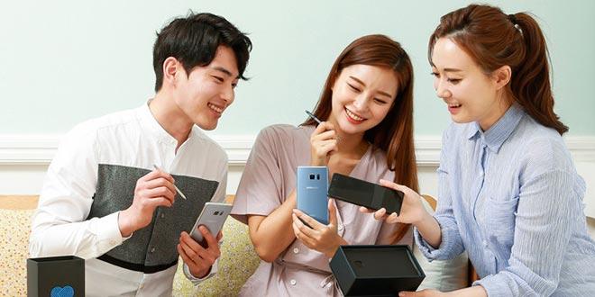 Note 7 Fan Edition tra presente e passato: ci sarà Bixby e Samsung Experience 8.1