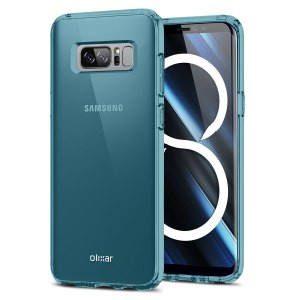 Le cover di Samsung Galaxy Note 8 in preordine, delusione per il lettore di impronte