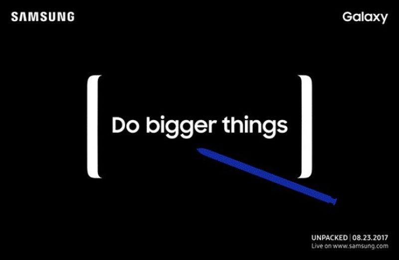 Samsung Galaxy Note 8: definitiva l'adozione di 6GB di RAM secondo GeekBench
