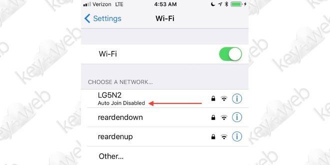 iOS 11, in arrivo una funzionalità per evitare di connettersi automaticamente a reti Wi-Fi deboli