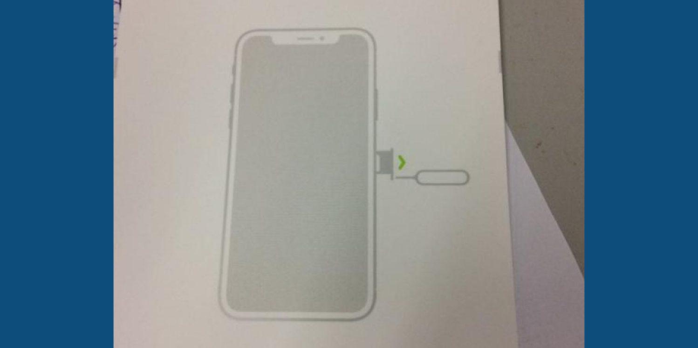 iPhone 8 schermo