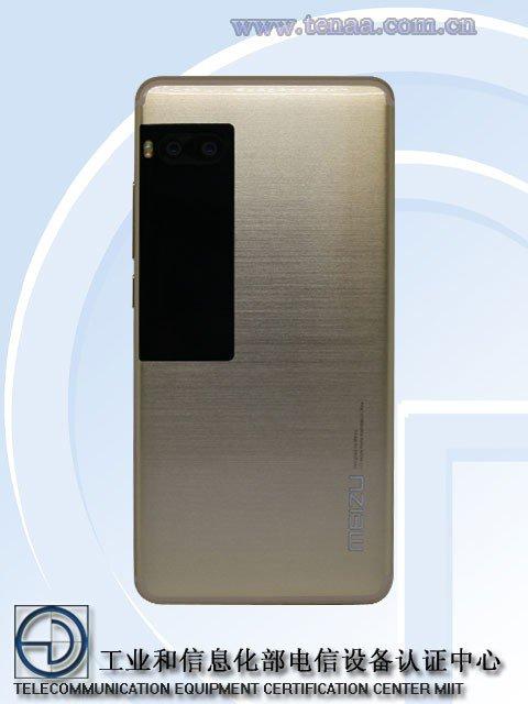 Meizu Pro 7 riceve la certificazione TENAA, eccolo in nuove immagini