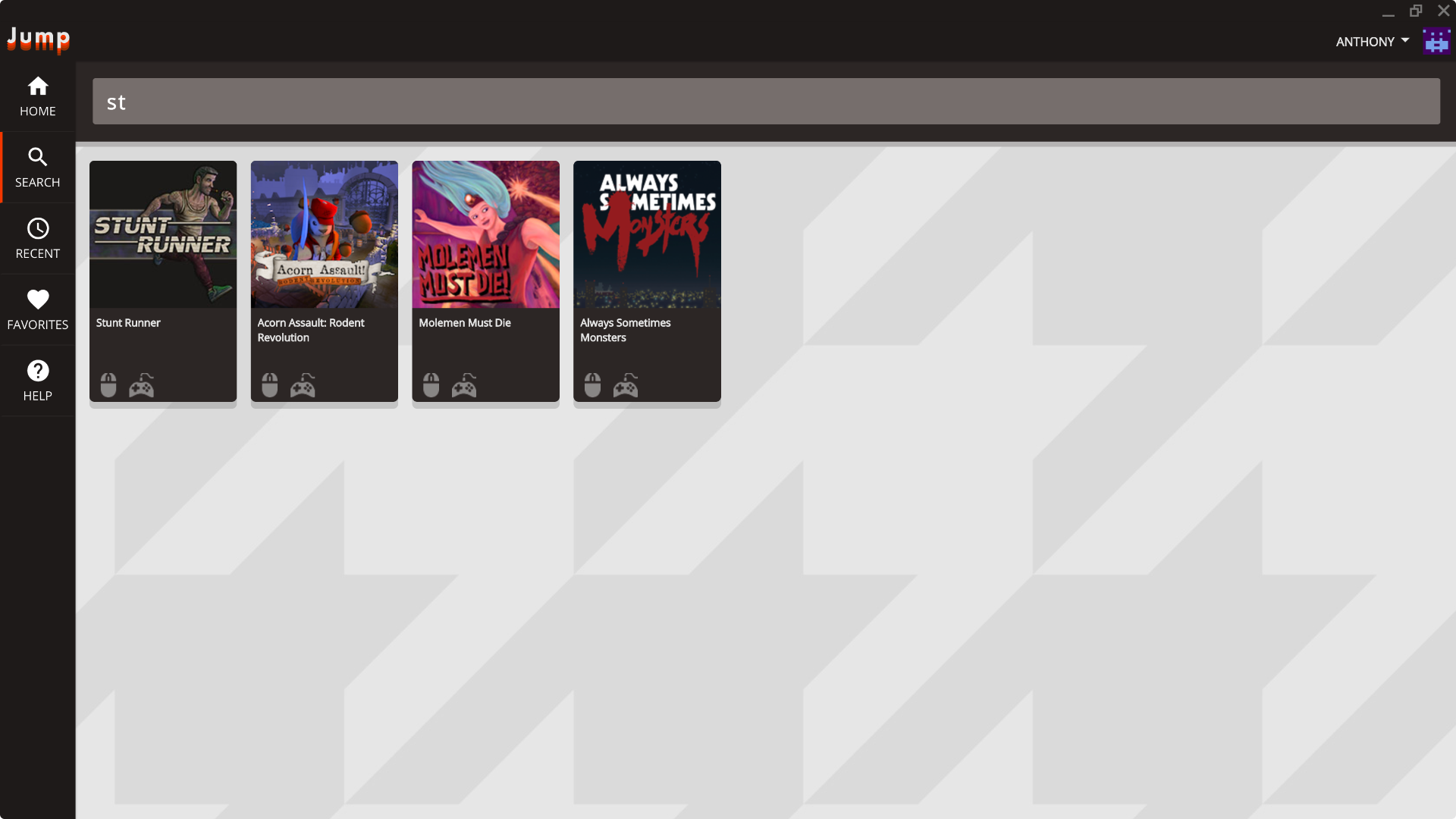 Arriva Jump: il Netflix dei videogiochi