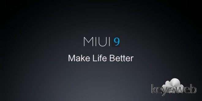 Xiaomi svela la data di rilascio ufficiale della MIUI 9