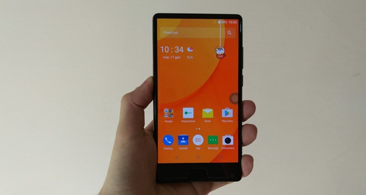 Recensione Doogee Mix: prestante e borderless come Xiaomi Mi Mix, ma low cost