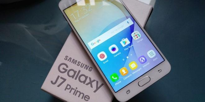 Samsung Galaxy J7 Prime potrebbe presto ricevere l'aggiornamento ad Android 7.0 Nougat