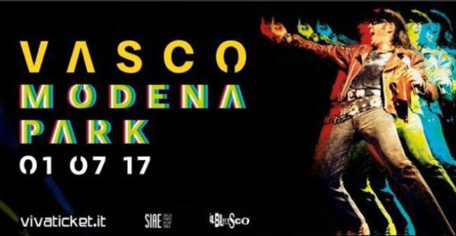 Vasco Rossi da record al #modenaPark ma #Bonolis è l'hashtag che vince