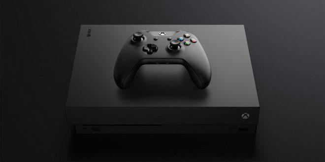"""""""Xbox One X: tarda la data d'uscita"""", la smentita di Microsoft."""