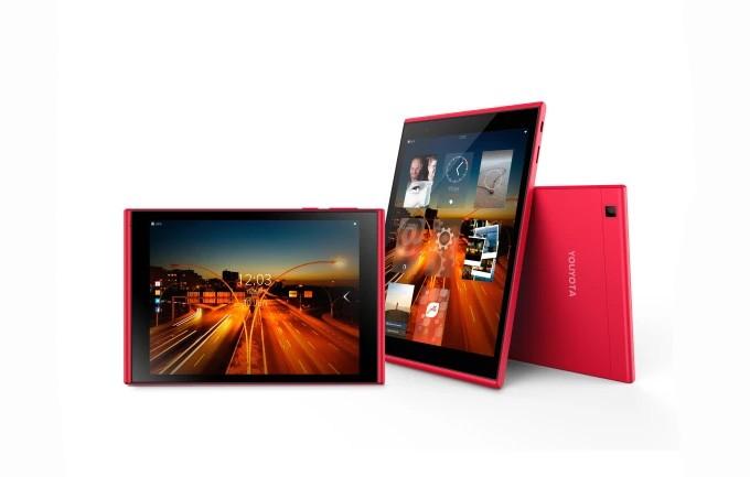 Il ritorno di Jolla Tablet con Sailfish OS grazie a Youyota