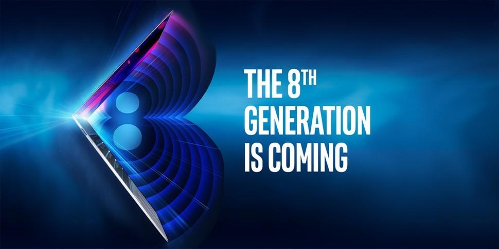 CPU Intel Coffee Lake 8 Gen presentate ufficialmente, ampie prestazioni e bassi consumi