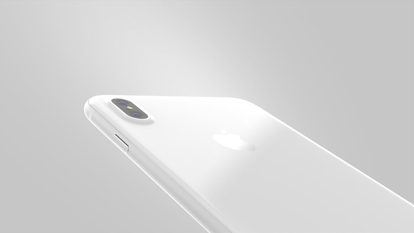 iPhone 8 sembra essere uscito dalla sua prima campagna pubblicitaria in queste nuove immagini