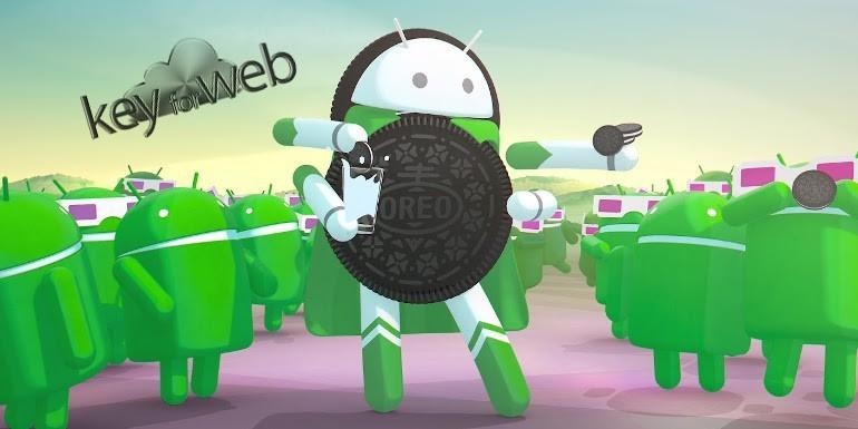 Con Android Oreo gli SSID dell'hotspot saranno finalmente univoci