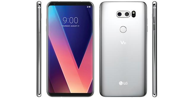 LG V30 con display OLED FullVision per un'esperienza visiva perfetta