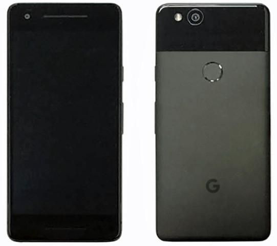 Google Pixel 2, appiano in rete le prime immagini reali?