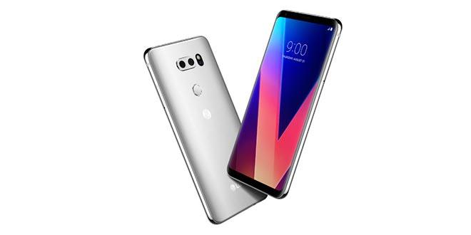 LG V30 ufficiale: top di gamma in tutto ed esperienza multimediale senza compromessi