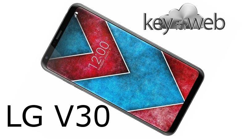 Nuovi render LG V30 mostrano lo smartphone in nuove colorazioni e non solo
