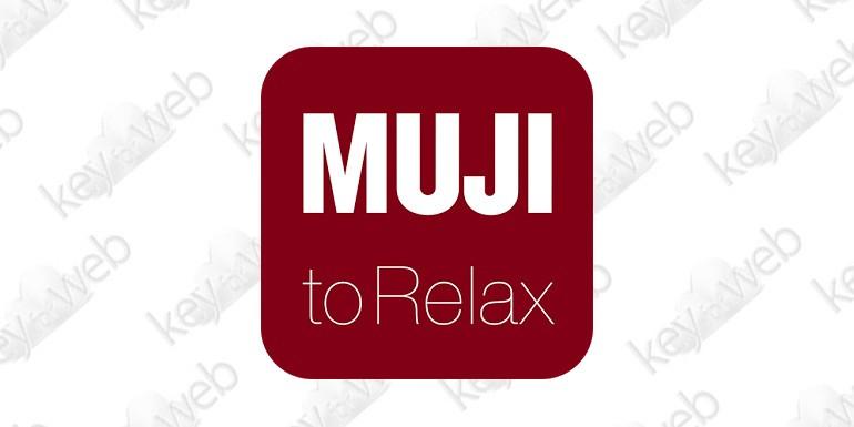 MUJI to Relax: app per rilassarsi e dormire bene, gratis su iOS e Android